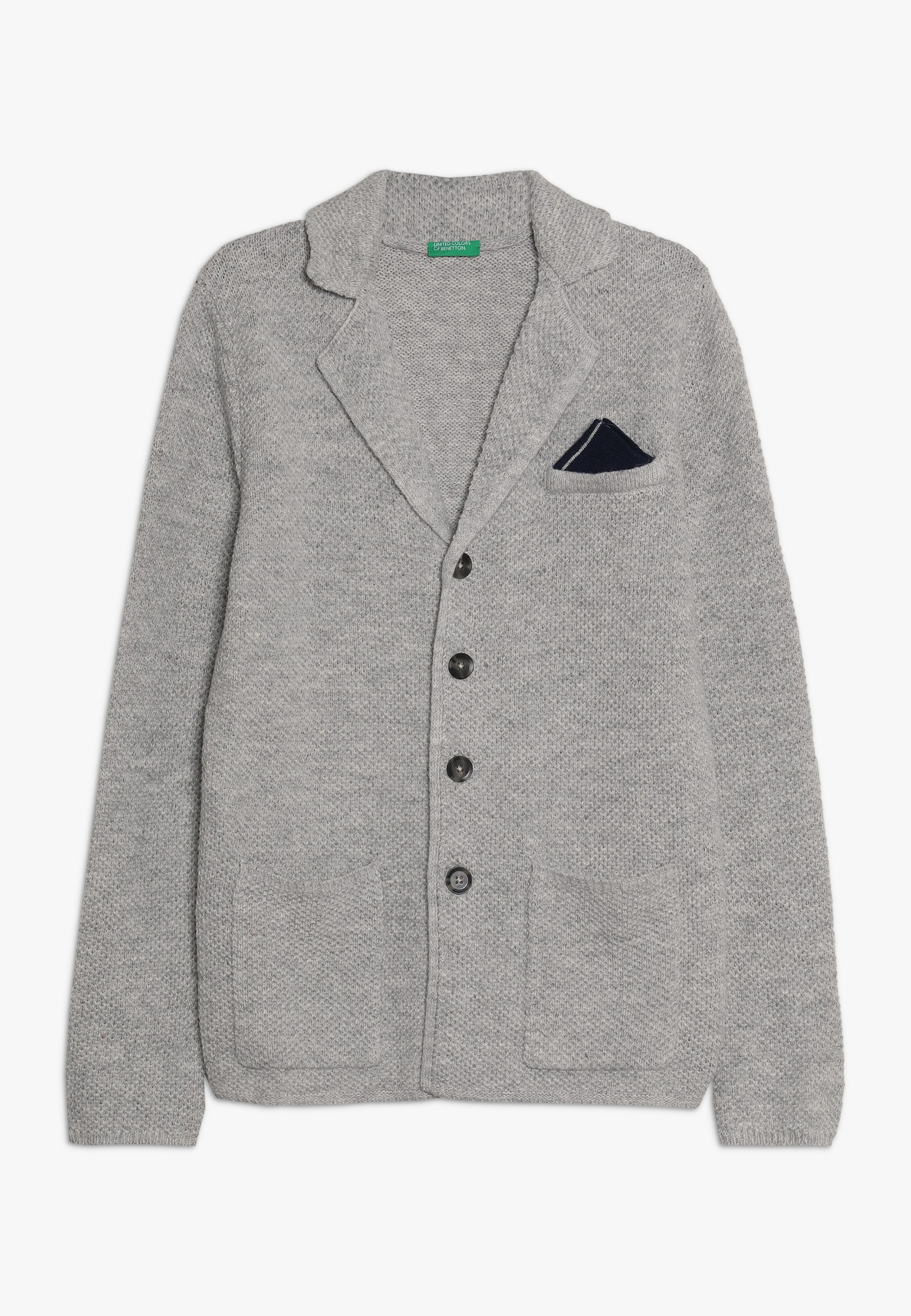 benetton strickjacke