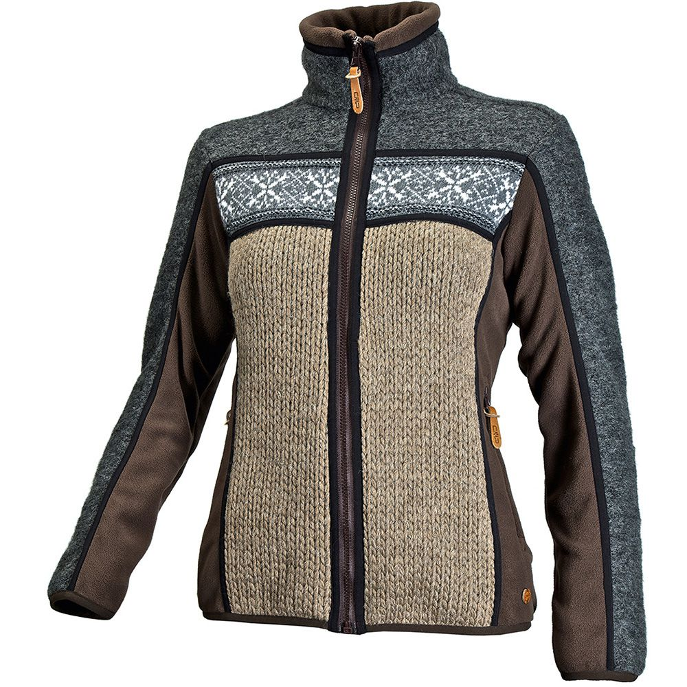 cmp strickjacke damen