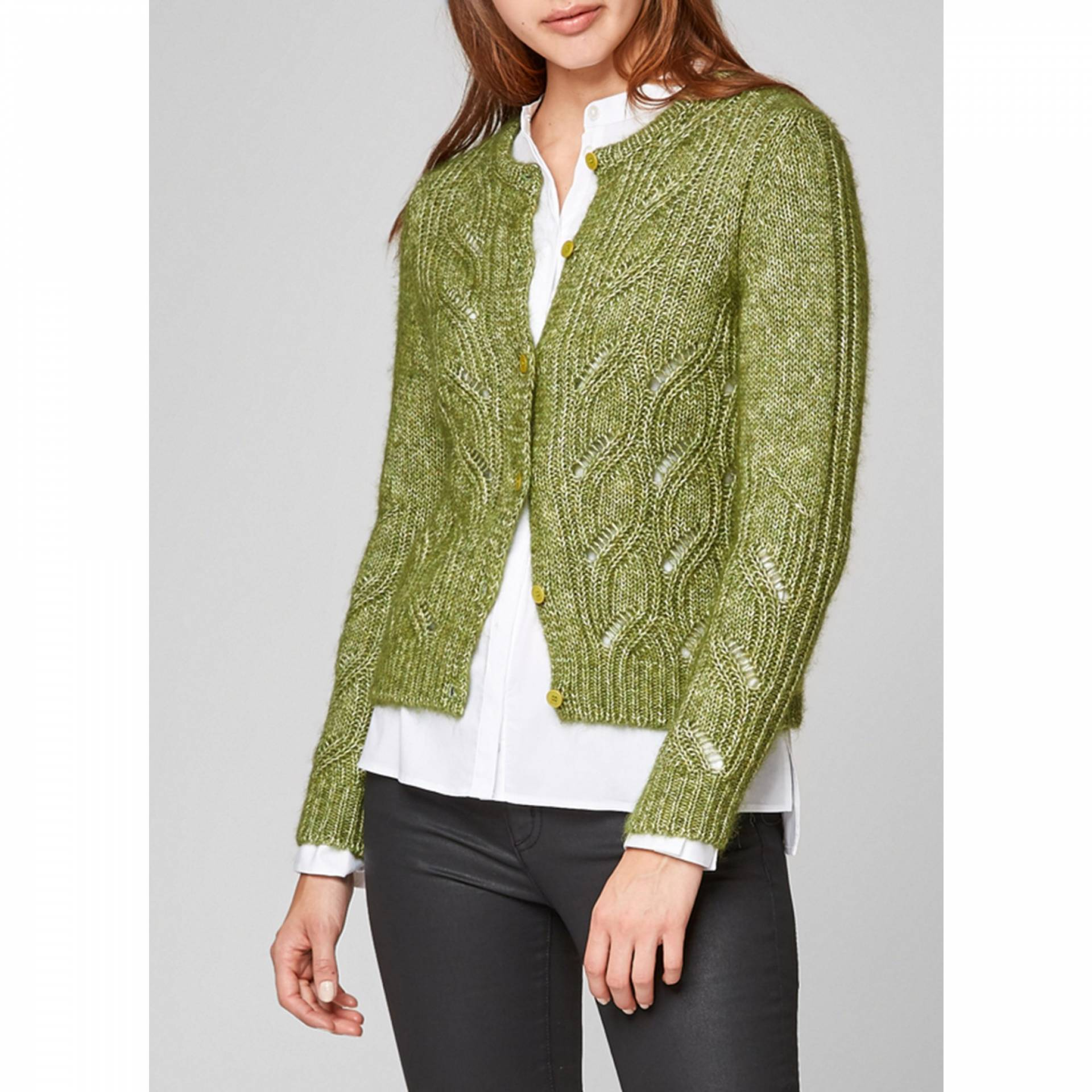 märz strickjacke damen