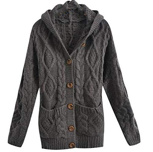 warme strickjacke damen